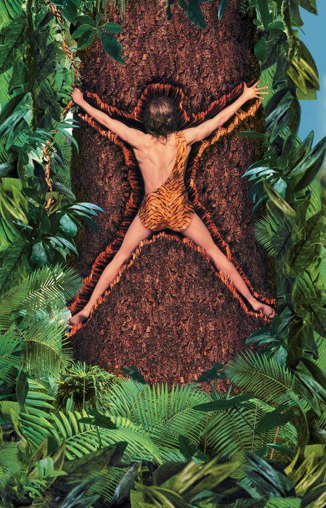 George, der aus dem Dschungel kam - Artwork - Bildquelle: Disney Enterprises Inc.