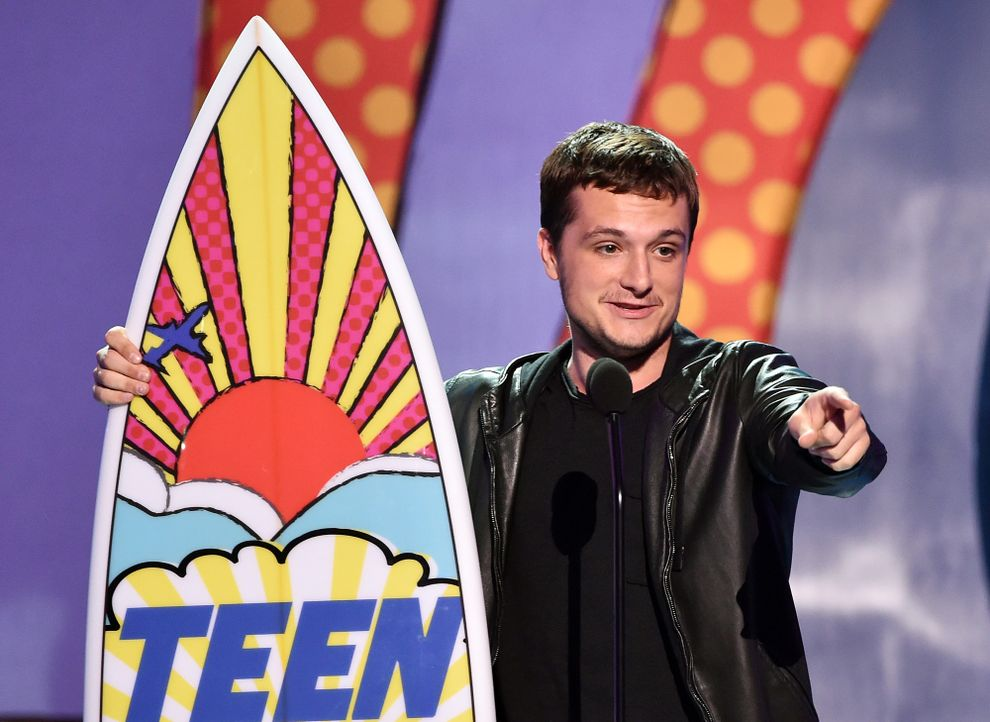 Teen-Choice-Awards-Josh-Hutcherson-140810-1-getty-AFP - Bildquelle: getty-AFP
