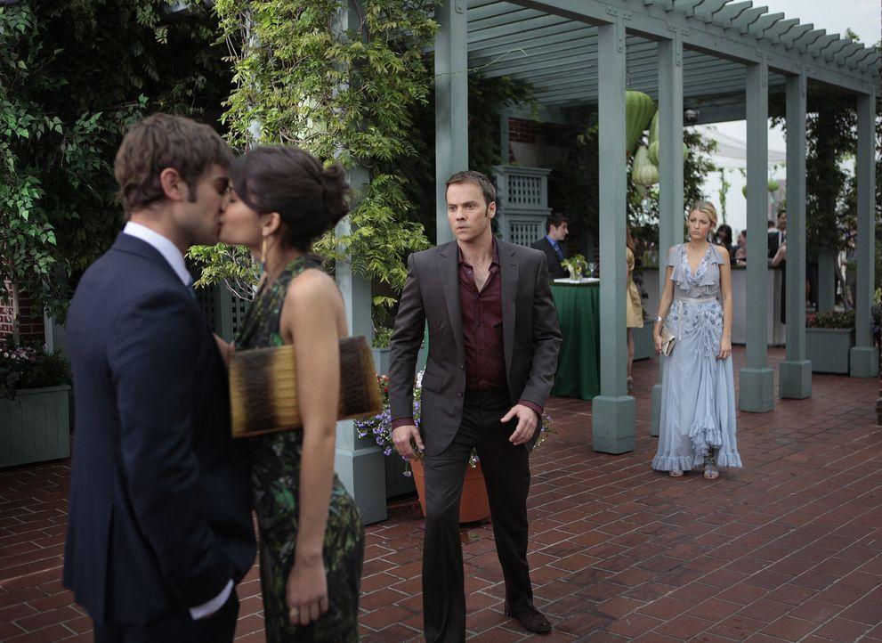 Serena van der Woodsen und Nate Archibald in Staffel 6 Gossip Girl - Bildquelle: Warner Bros. Television