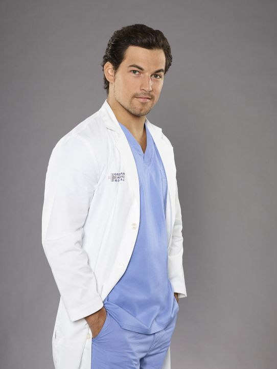 (13. Staffel) - Wie geht es mit Dr. Andrew DeLuca (Giacomo Gianniotti) weiter? - Bildquelle: Craig Sjodin 2016 American Broadcasting Companies, Inc. All rights reserved.