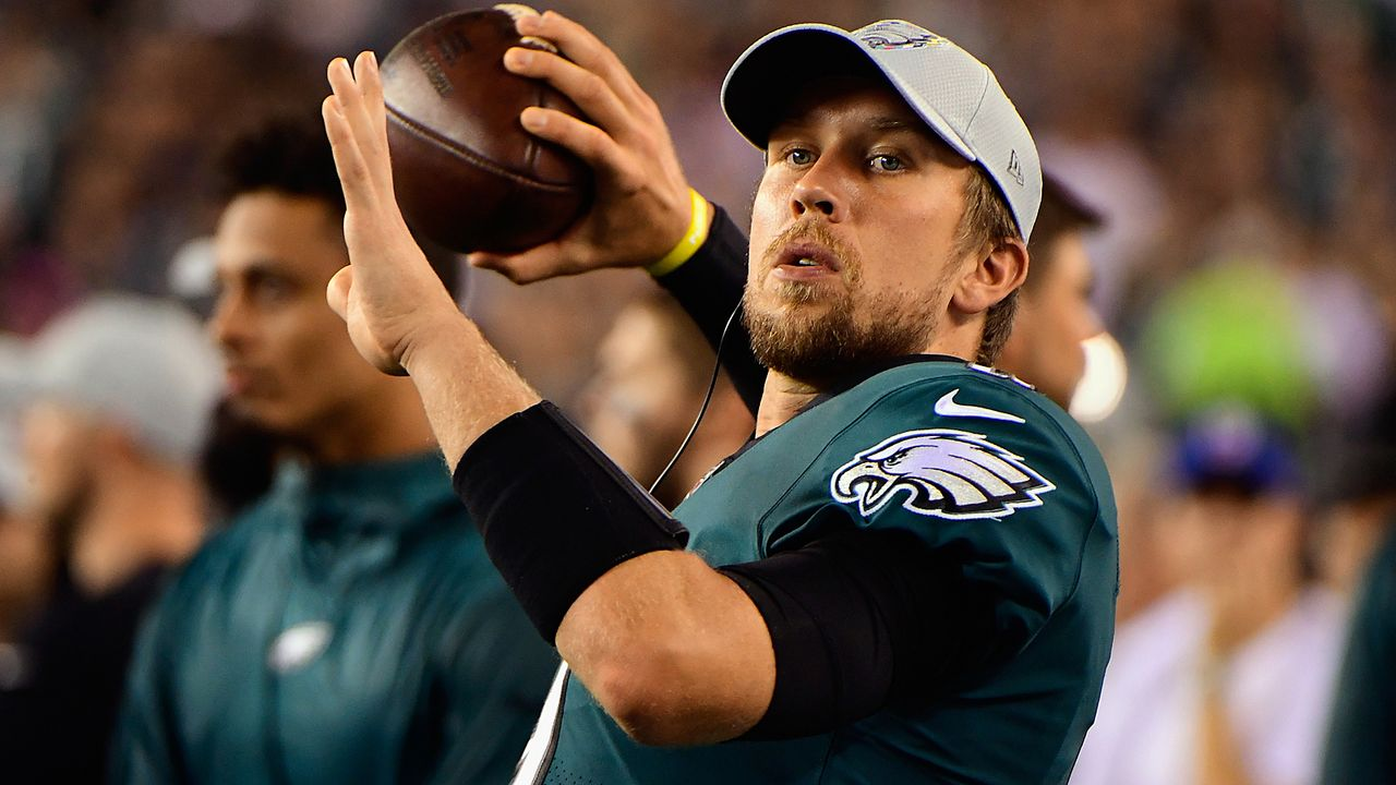 Nick Foles (Philadelphia Eagles) - Bildquelle: 2018 Getty Images