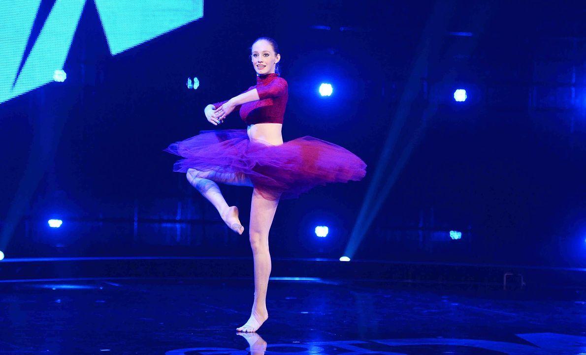 Got-To-Dance-Hannah-Felsberger-04-SAT1-ProSieben-Willi-Weber - Bildquelle: SAT.1/ProSieben/Willi Weber