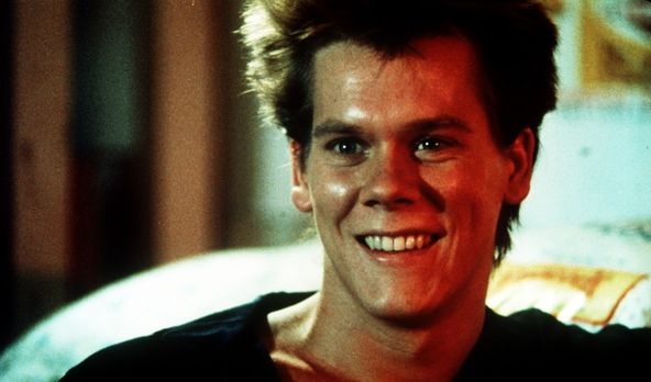 Footloose - Noch hat Ren McCormack (Kevin Bacon) gut Lachen, denn er hat kein...