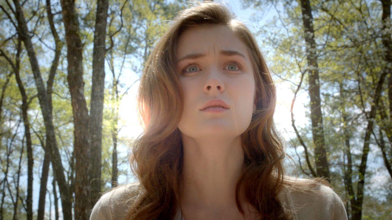 Wird sich Melanie (Grace Victoria Cox) jemals an ihre Vergangenheit erinnern können? - Bildquelle: 2014 CBS Broadcasting Inc. All Rights Reserved.