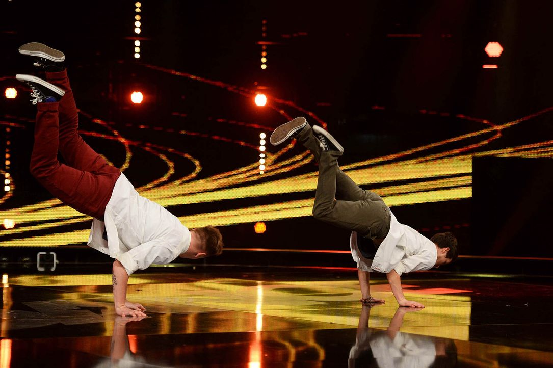 Got-To-Dance-Hot-Potatoes-05-SAT1-ProSieben-Willi-Weber - Bildquelle: SAT.1/ProSieben/Willi Weber