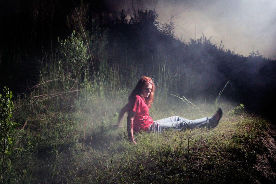 Eigentlich glaubte Jenna Nannetti endlich den richtigen Mann gefunden zu haben, doch dann gerät plötzlich alles aus dem Ruder ... - Bildquelle: M2 Pictures