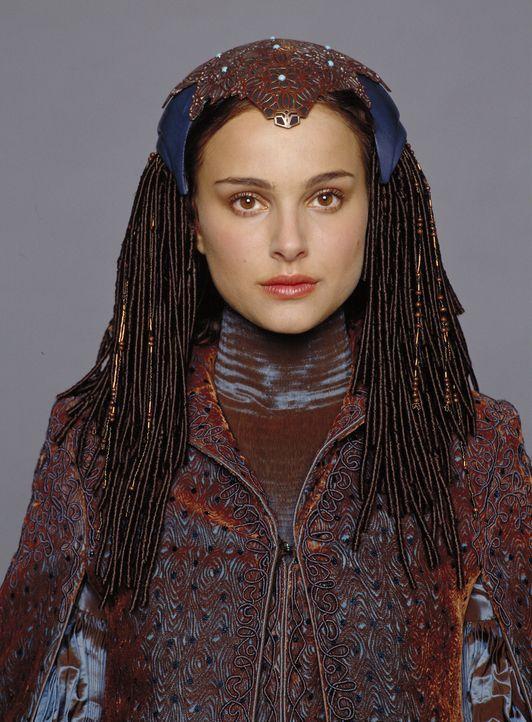 Immer wieder vergeblich versucht die hochschwangere Padmé (Natalie Portman) Anakin davon zu überzeugen, sich endlich von der dunklen Seite abzuwen... - Bildquelle: Lucasfilm Ltd. & TM. All Rights Reserved.