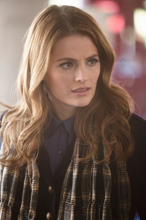 Kate Beckett (Stana Katic) befürchtet, dass Bürgermeister Weldon Opfer einer Verschwörung ist ... - Bildquelle: 2011 American Broadcasting Companies, Inc. All rights reserved.