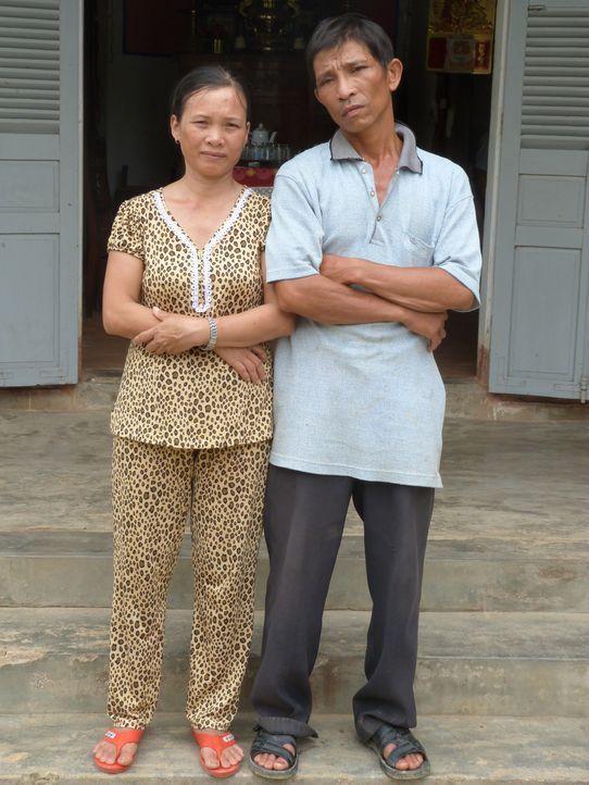 In Vietnam bei Familie Do bekommen zwei deutsche Kids die Chance, ihr Leben zu verändern. Doch werden sie diese nutzen? - Bildquelle: SAT.1