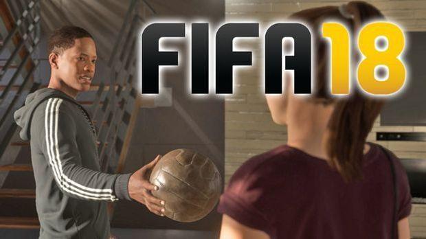FIFA 18 Journey-Modus 940