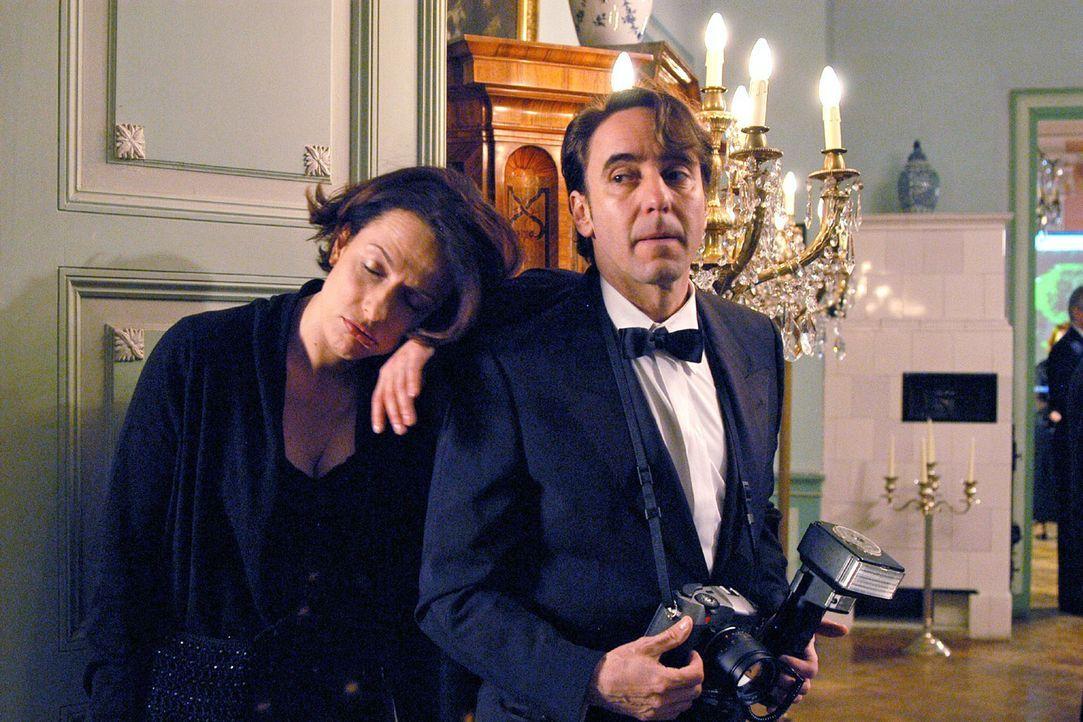 Der Delacroix, den der Fuchs und sein Team stehlen wollen, hängt wieder im Schloss von Thoelen. Max & Co. haben bloß noch eine Chance, um ihren vers... - Bildquelle: Jacqueline Krause-Burberg Sat.1
