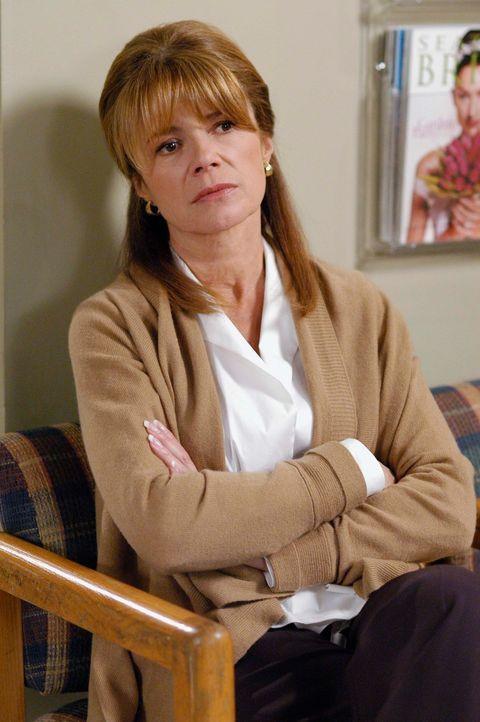 Weiß von der Affäre ihres Mannes: Nancy Jennings (Mary-Margaret Humes) ... - Bildquelle: Touchstone Television