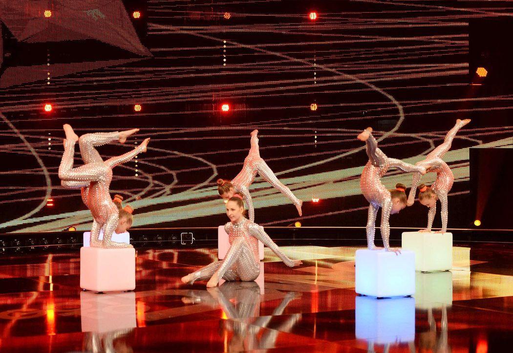 Got-To-Dance-Showgirls-02-SAT1-ProSieben-Willi-Weber - Bildquelle: SAT.1/ProSieben/Willi Weber