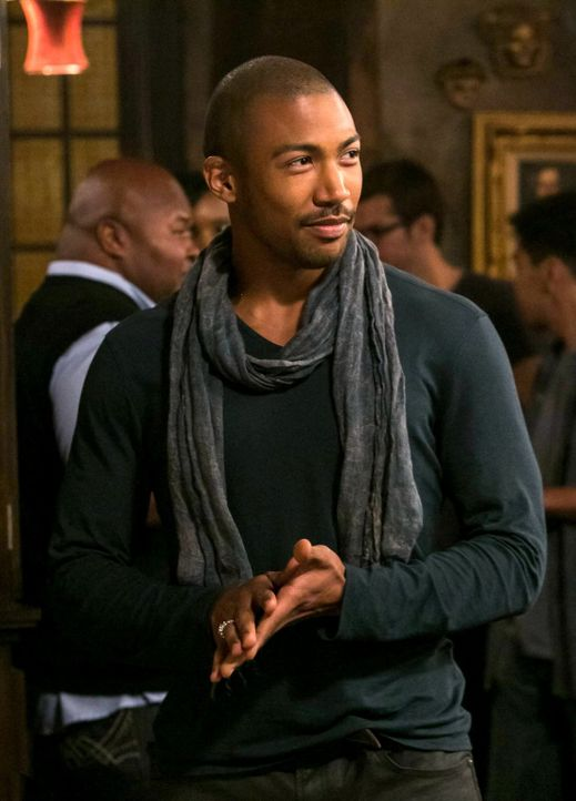 Er verliert seine Ziele nicht aus den Augen: Marcel (Charles Davis) ... - Bildquelle: Warner Bros. Television