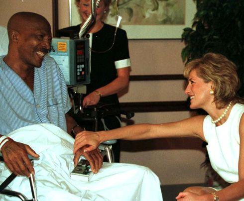 Bildergalerie Diana - Bildquelle: AFP