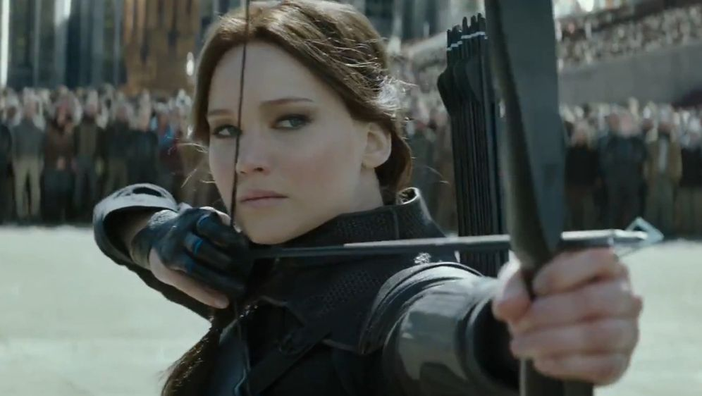 Think, Jennifer lawrence katniss completely