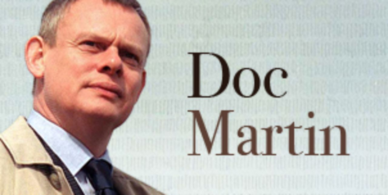 Doc Martin - Artwork - Bildquelle: BUFFALO PICTURES/ITV
