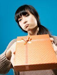 Nicht alle Geschenke kommen in China gut an. Informieren Sie sich am besten v...