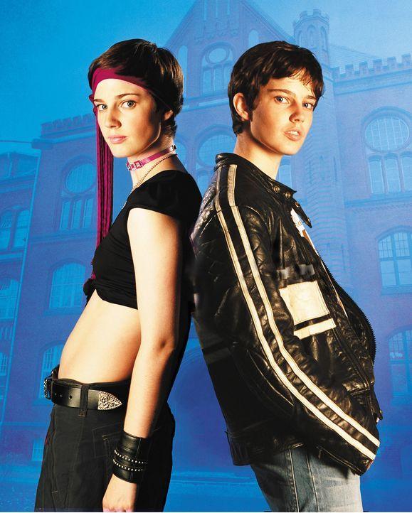 Obwohl die 17-jährige Luka (Jana Straulino) ein ausgesprochen hübsches Mädchen ist, träumt sie davon, ein Junge zu sein. Eines Tages geht ihr Wu... - Bildquelle: Gordon Mühle ProSieben