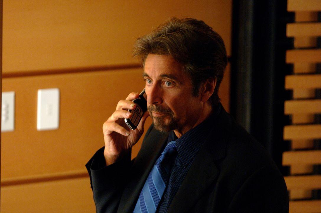 College-Professor Jack Gramm (Al Pacino), der als Psychiater für das FBI arbeitet, erhält einen schockierenden Anruf: Ein Unbekannter droht ihm, er... - Bildquelle: Nu Image
