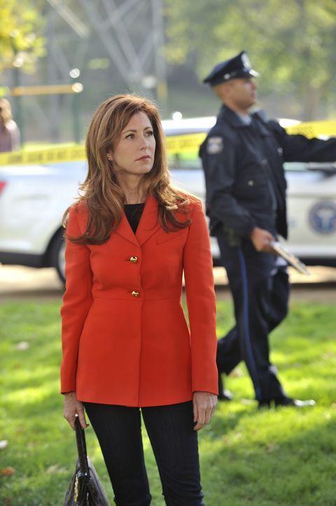 Ein Serienkiller hat Megans (Dana Delany) Tochter entführt, stellt jedoch sicher, dass sie die Einzelheiten, die sie entdeckt hat, ihrem Team und de... - Bildquelle: ABC Studios