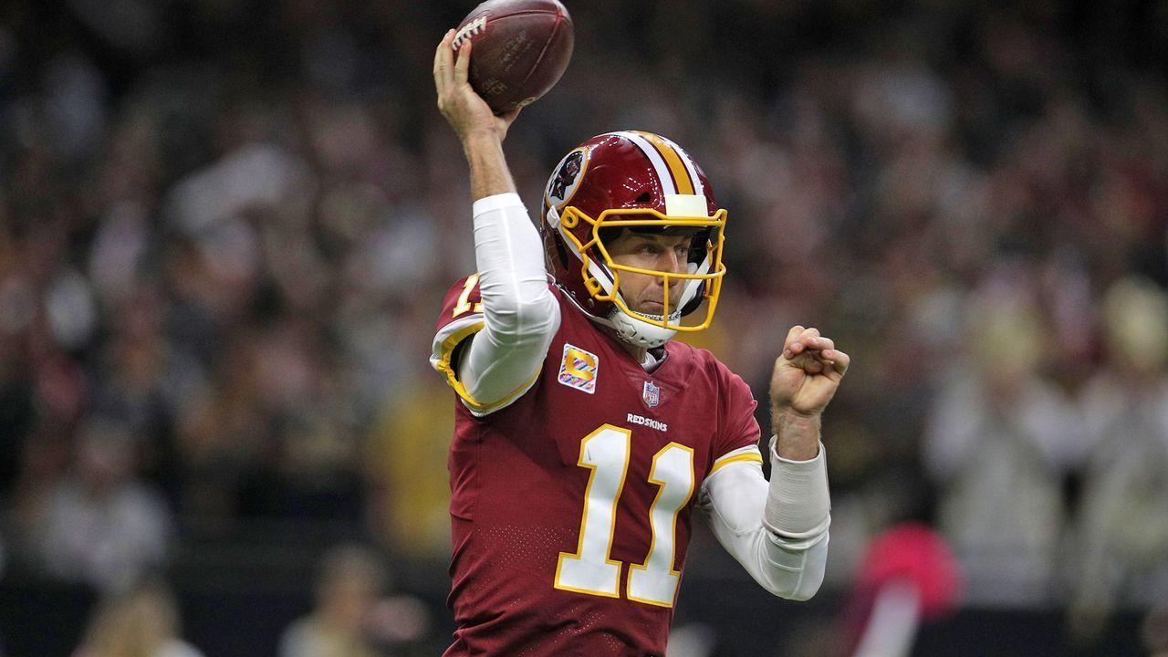 Draft Pick 15: Washington Redskins - Bildquelle: 2018 Getty Images