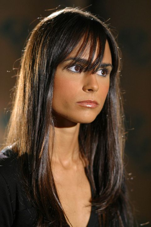 Das personifizierte Böse: Lucy (Jordana Brewster) ... - Bildquelle: Copyright   2005 Screen Gems, Inc. All Rights Reserved.