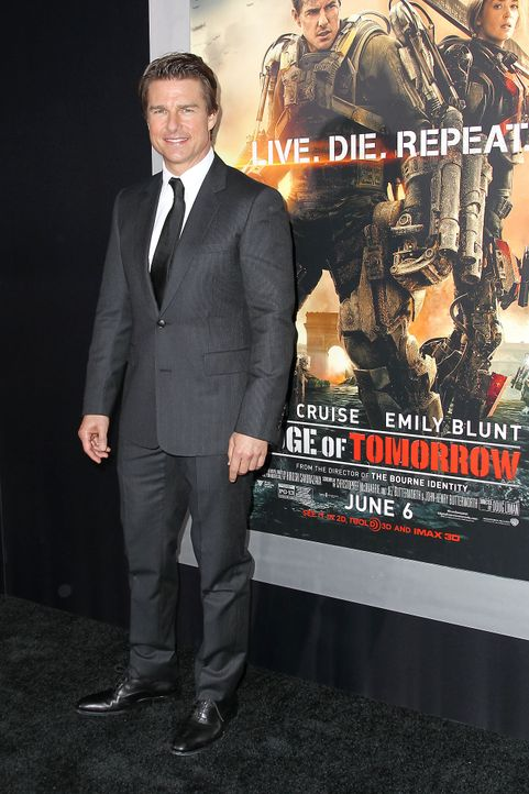 filmpremiere-edge-of-tomorrow-new-york-14-05-28-01-Warner-Bros-Pictures - Bildquelle: STARPIX©2014