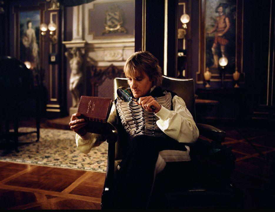 Als Roy (Owen Wilson) nicht nur rein romantische Gefühle zu Chons Schwester Lin entwickelt, wird die Freundschaft der beiden Männer auf eine ernst... - Bildquelle: 2002 Touchstone Pictures and Spyglass Entertainment Group, L.P.