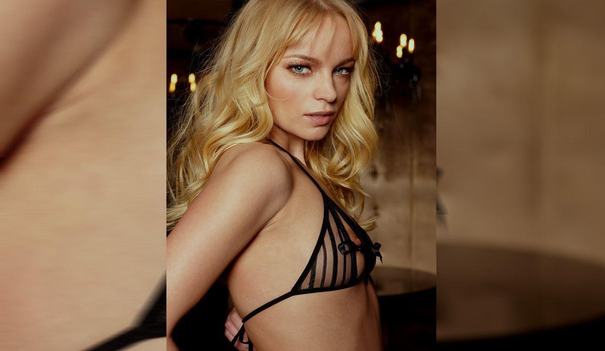 Nicole Schumann - Bildquelle: Simon Bolz für Playboy April 2015