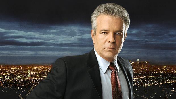 (1. Staffel) - Kein Freund von weiblichen Chefs: Detective Andy Flynn (Anthon...