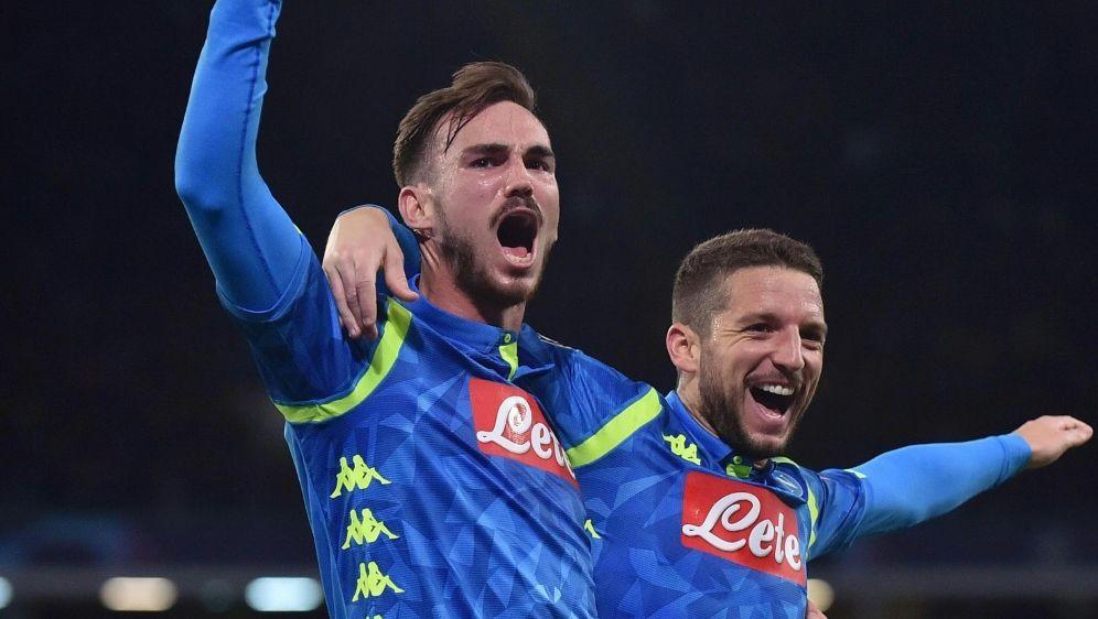 SSC Neapel: Mit 4:0-Sieg sicher auf Platz zwei - Bildquelle: PIXATHLONPIXATHLONSID