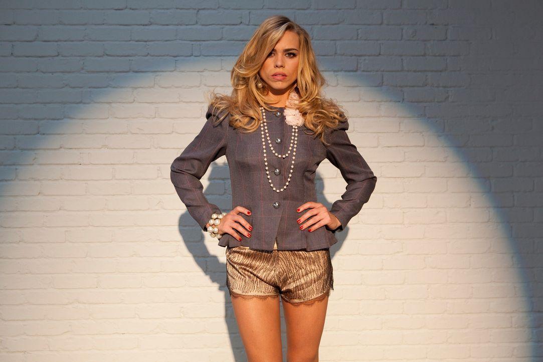 (4. Staffel) - Hannah (Billie Piper) trennt strikt zwischen Privat- und Berufsleben. - Bildquelle: Tiger Aspect Productions.