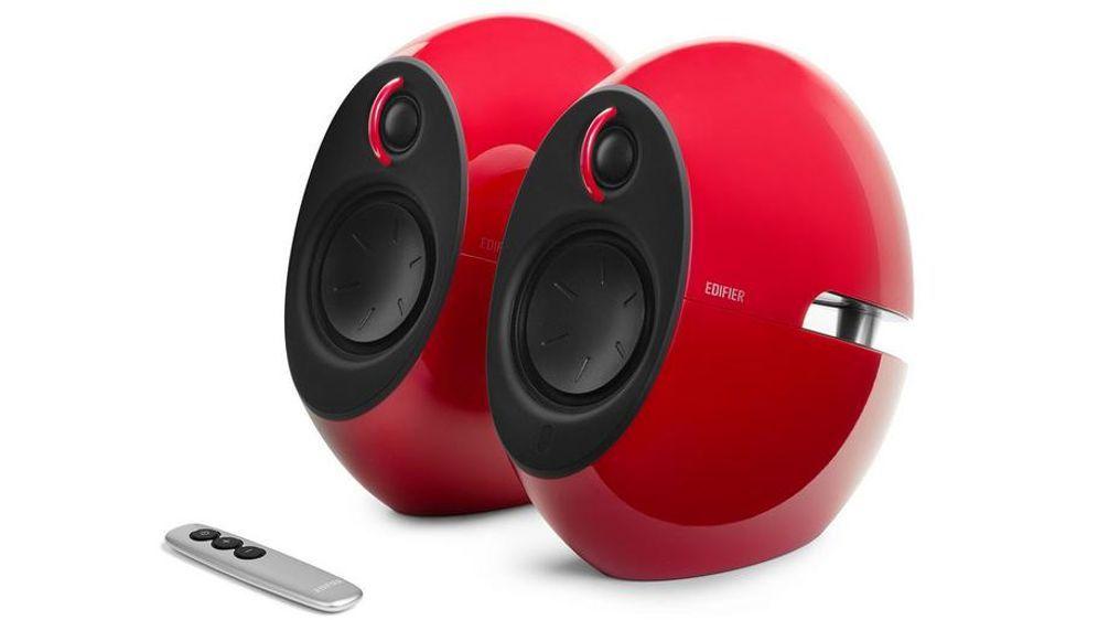 Edifier Luna Eclipse bietet überzeugenden Sound und tolles Design. - Bildquelle: Edifier