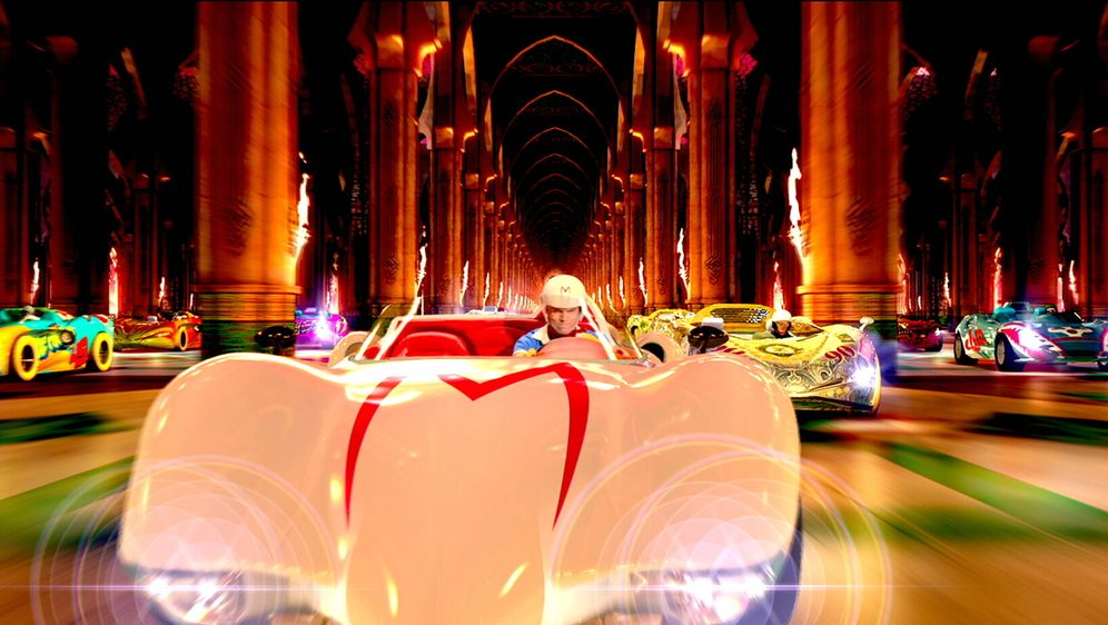 Speed Racer - Bildquelle: 2008   Warner Brothers