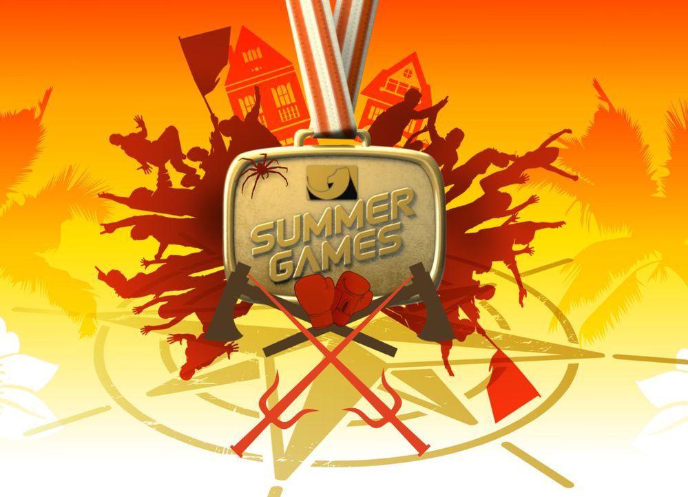 """""""Summer Games"""" - Logo - Bildquelle: kabel eins"""