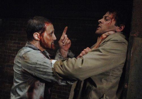 Supernatural - Jemand hat Luzifers Schwert gefunden - und tötet damit Engel....