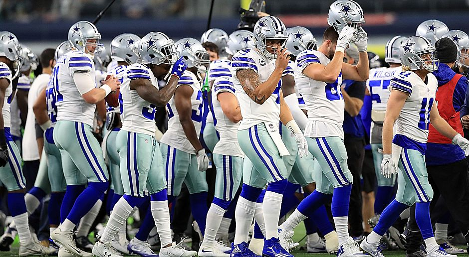 Platz 15 (geteilt): Dallas Cowboys (NFC East) - Bildquelle: 2017 Getty Images