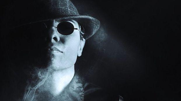 Gangster-Sonnenbrille