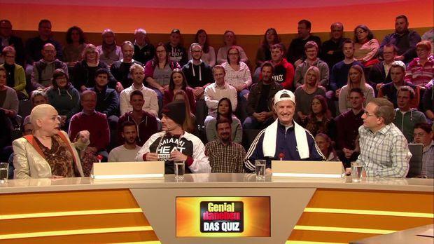 Genial Daneben - Das Quiz - Genial Daneben - Das Quiz - Win-win-situation Mit Erkan Und Stefan Bei