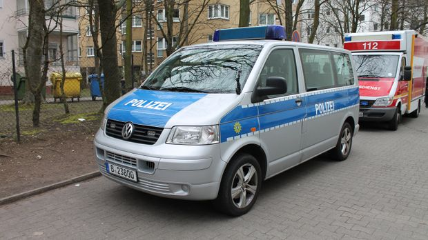 Auf Streife - Berlin - Gewalt in der Familie, Drogenhandel, Diebstahl: Der Po...