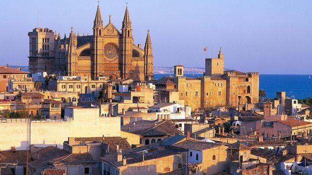 Spanien Mallorca Palma