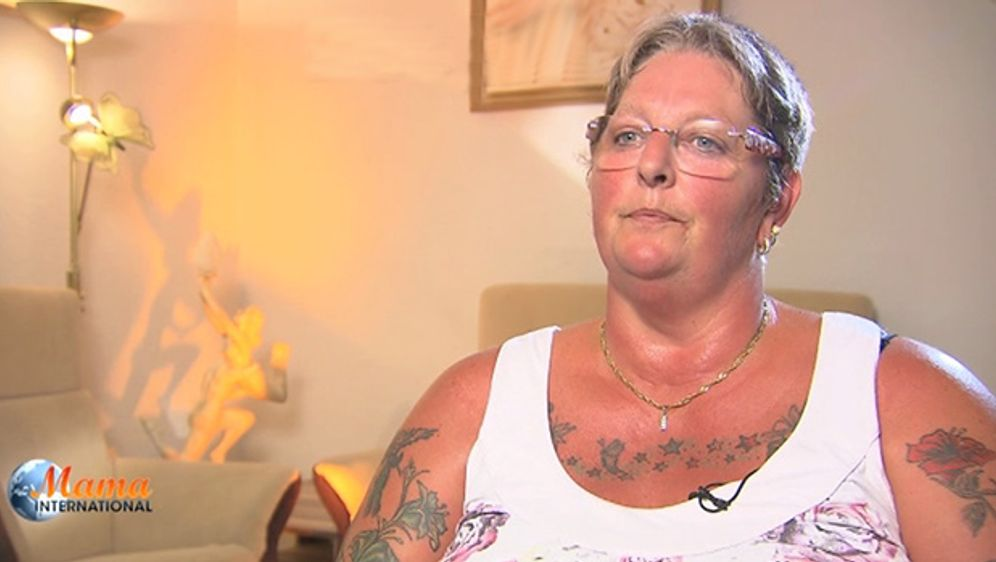 Liane: Die mollige Tattoo-Mama