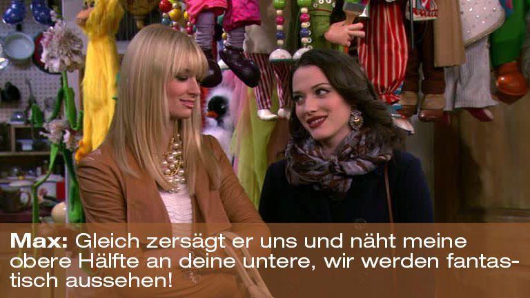 2-Broke-Girls-Zitate-Quotes-Staffel-2-Episode-17-Der-Marionettenspieler-5-Max.jpg 768 x 432 - Bildquelle: Warner Brothers Entertainment Inc.
