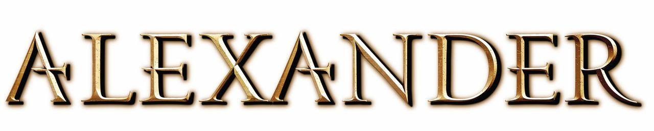 Alexander - Logo - Bildquelle: Constantin Film