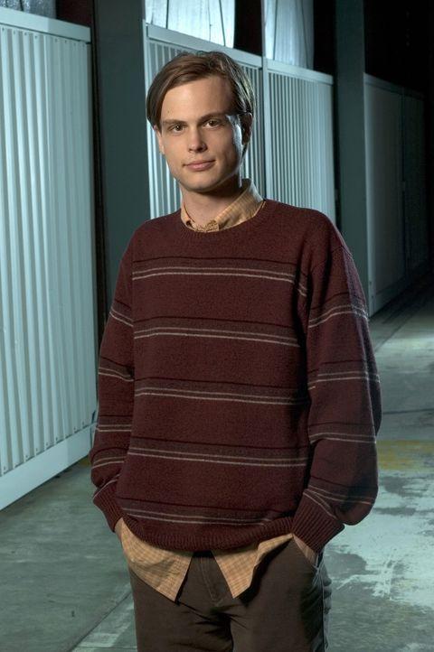 (1. Staffel) - Im Auftrag des FBI versucht Dr. Spencer Reid (Matthew Gray Gubler), jeden Serientäter zu entlarven ... - Bildquelle: Touchstone Television
