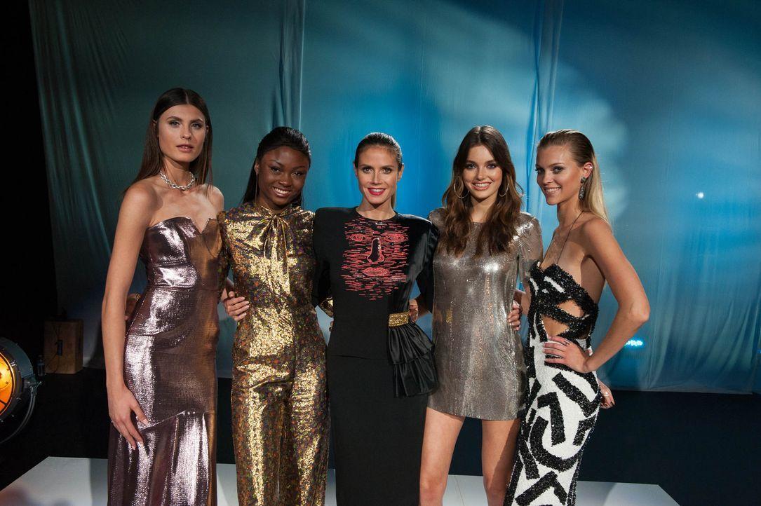 gntm-finalistinnen-2017-13 - Bildquelle: ProSieben