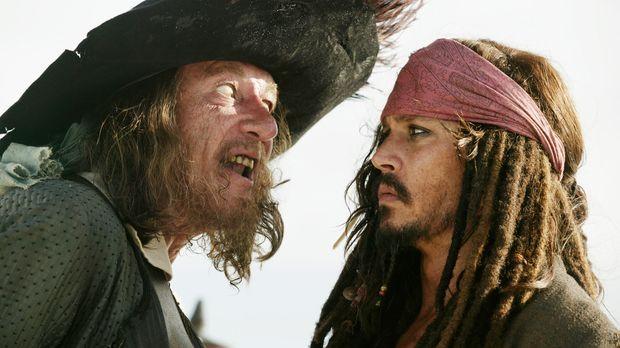Pirates of the Caribbean - Am Ende der Welt - Müssen sich zusammenschließen,...