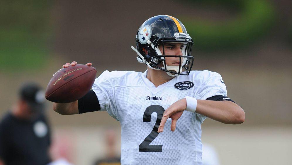 Steelers Wer Kommt Hinter Ben Roethlisberger