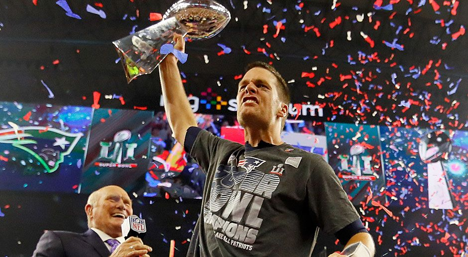 Die Wichtigsten Rekorde Des Super Bowls 2017